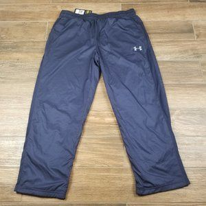 Under Armour Mens Athletic Basketball Warmup Pants